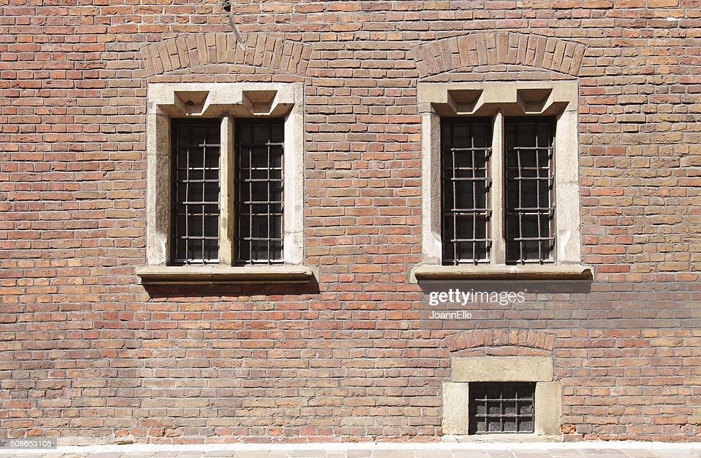 renaissance windows : Stock Photo
