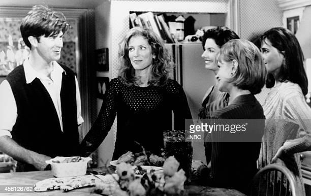 SISTERS Renaissance Woman Episode 8 Pictured Joe Flanigan as Brian KohlerVoss Patricia Kalember as Georgie Reed Whitsig Sela Ward as Teddy Reed...