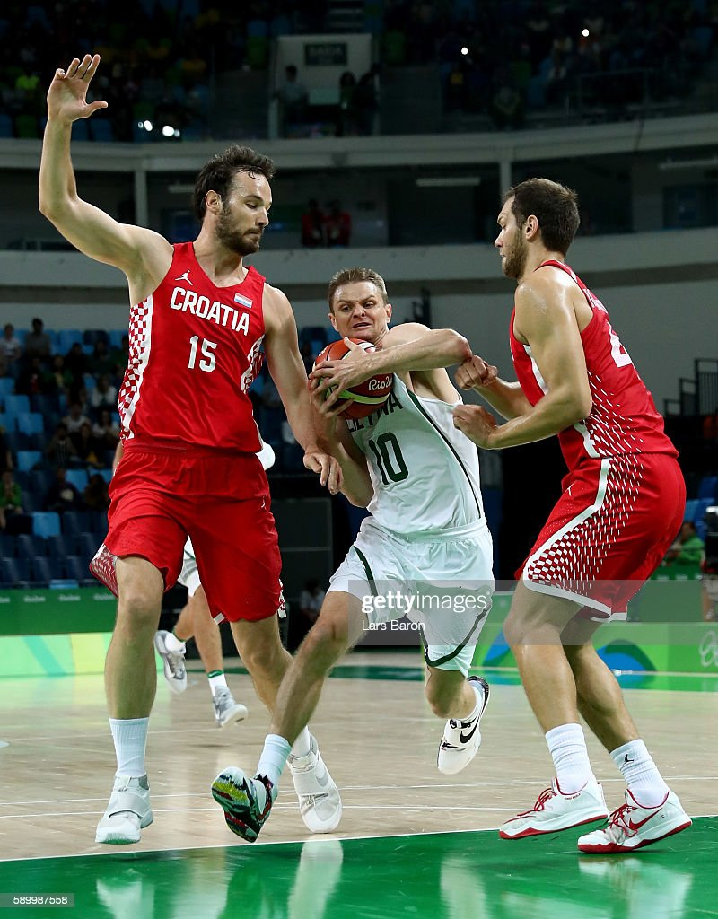 Basketball - Olympics: Day 10