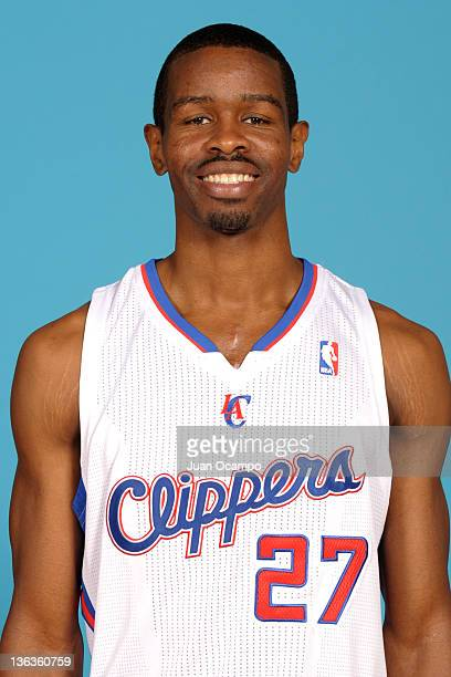 Renaldo Major of the Los Angeles Clippers poses for a photo during Media Day at the Clippers Training Center on December 13 2011 in Playa Vista...