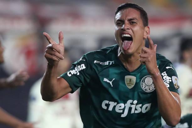 PER: Universitario v Palmeiras - Copa CONMEBOL Libertadores 2021
