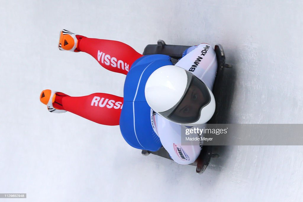 2019 IBSF World Cup Bobsled & Skeleton - Day 1 : ニュース写真