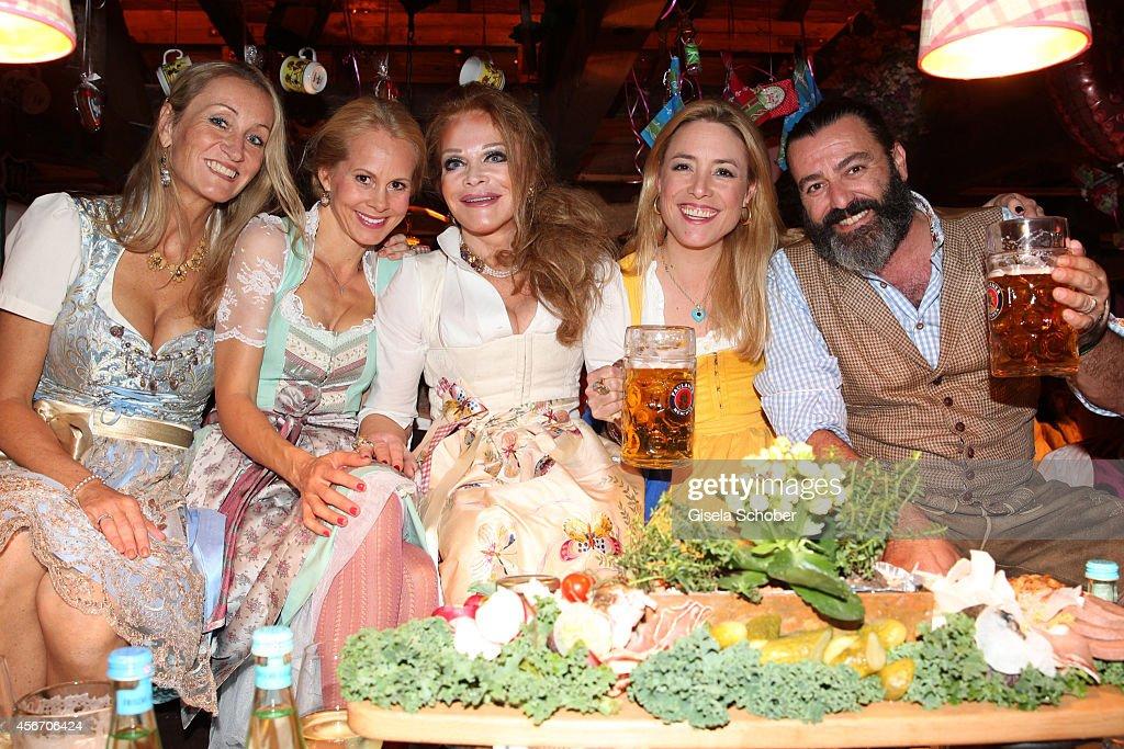 Celebrities At Oktoberfest 2014 - Day 16