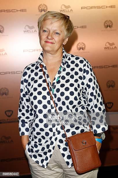 Renate Kuenast attends the True Berlin By Shan Rahimkhan event on September 1 2016 in Berlin Germany