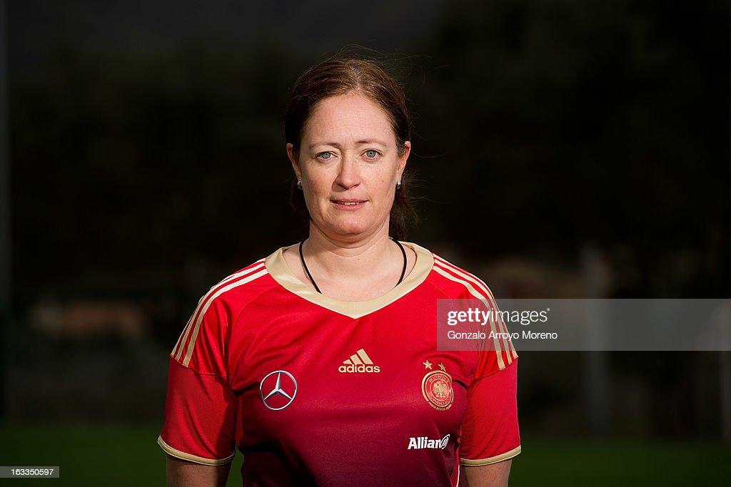 Women's U19 Germany Portrait Session