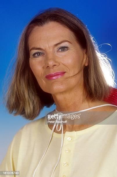 Renate Reger-Quadflieg, Schauspielerin, Porträt, Studio, ;Schauspielerin, Portrait, Promis, Prominenter, Prominente,