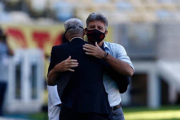 BRA: Flamengo v Sao Paulo - Brasileirao 2021