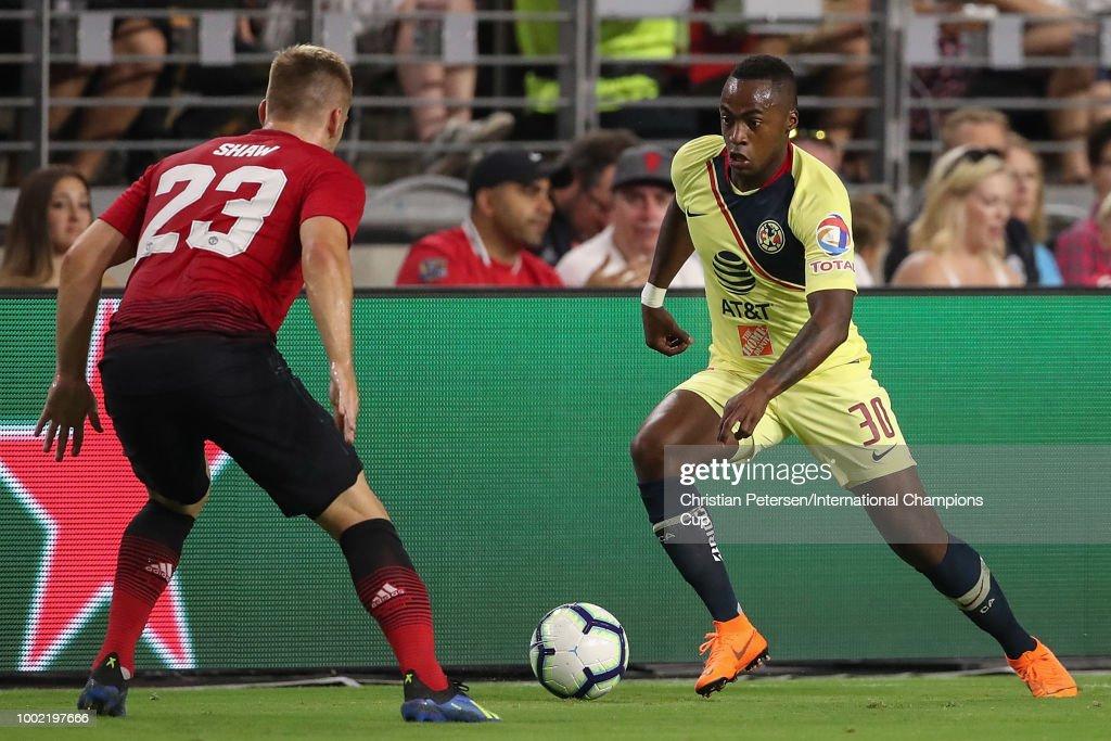 Manchester United v Club America - International Champions Cup 2018 : News Photo