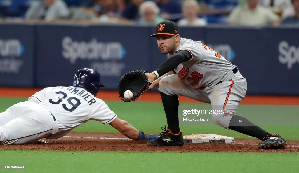 FL: Baltimore Orioles v Tampa Bay Rays