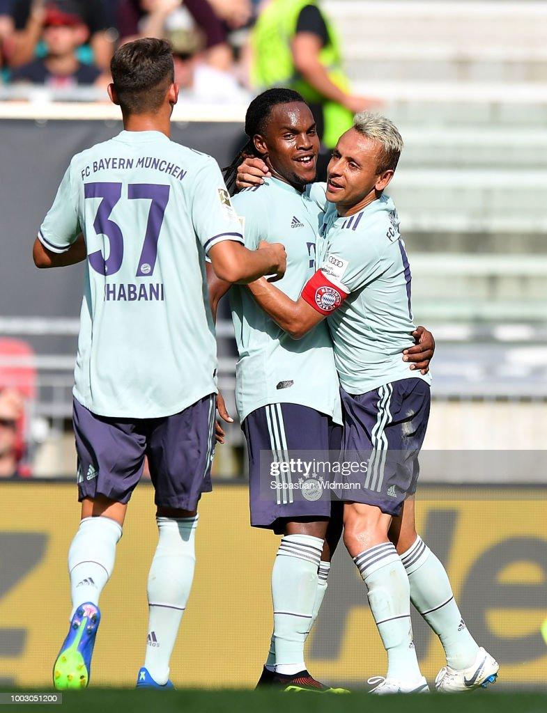 Bayern Munich v Paris Saint-German - International Champions Cup 2018 : News Photo