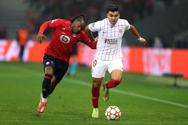FRA: Lille OSC v Sevilla FC: Group G - UEFA Champions League