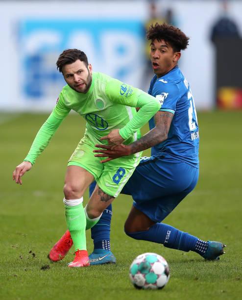 DEU: TSG Hoffenheim v VfL Wolfsburg - Bundesliga