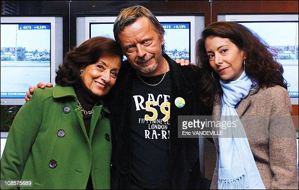 Renaud, Astrid Betancourt and her mother Yolanda Pulecio announced on LCI that they will organize a concert in support of Ingrid Betancourt on...