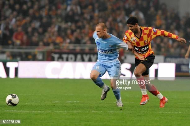 Renaud COHADE / Issam JEMAA Lens / Strasbourg 31e journee Ligue 2