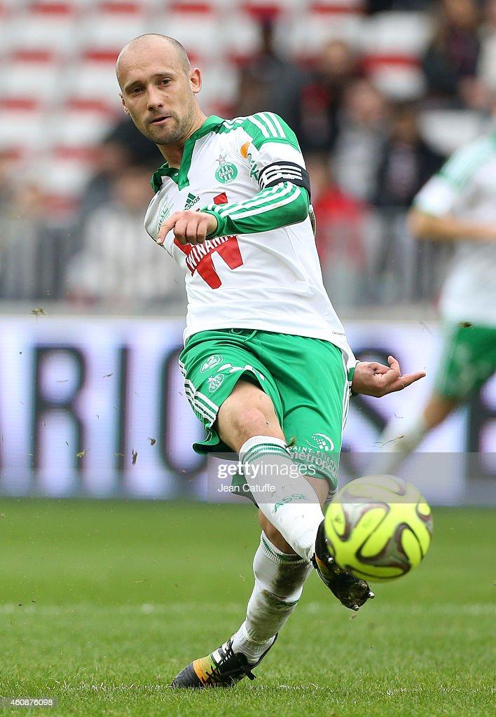 OGC Nice v AS Saint-Etienne - Ligue 1