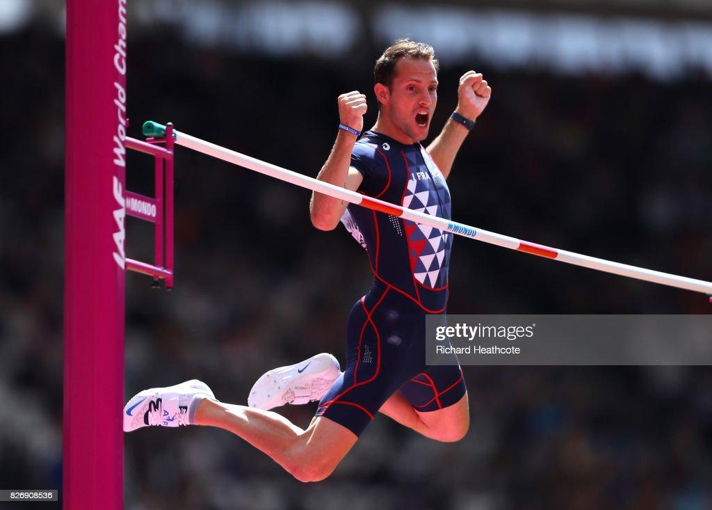 16th IAAF World Athletics Championships London 2017 - Day Three
