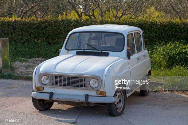 renault 4 - renault 4 stock photos and pictures