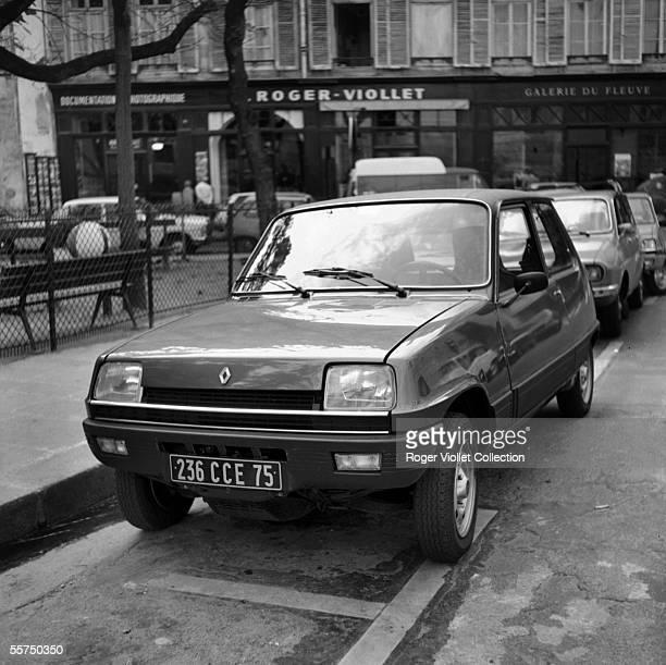 Renault 5. Paris, 1978.