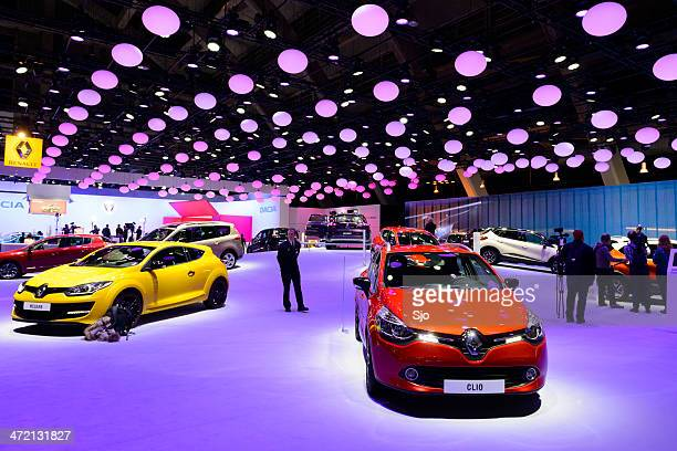 """renault booth - """"sjoerd van der wal"""" or """"sjo"""" stock pictures, royalty-free photos & images"""