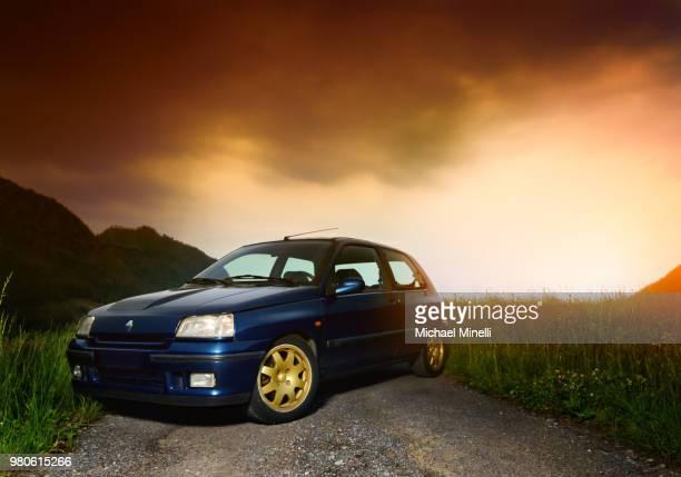 Renault Clio Williams Sunset