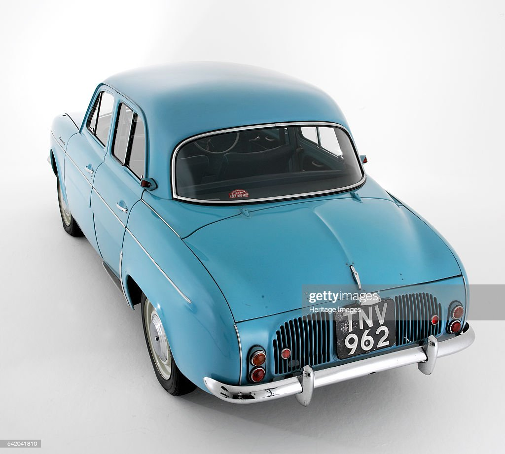 Renault Dauphine News Photo Getty Images