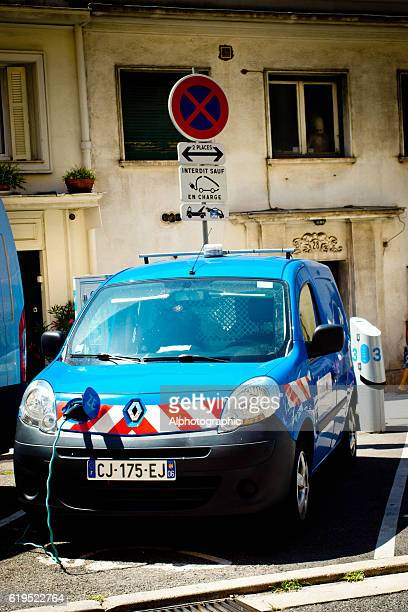 Renault electric vehicle charging