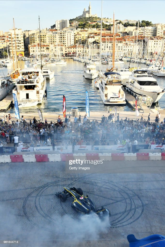 F1 Festival Marseille 2018