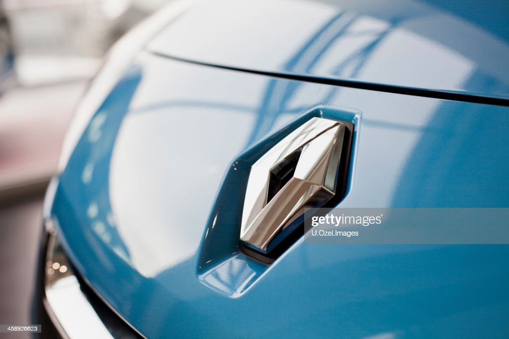 Renault Logo : Stock Photo