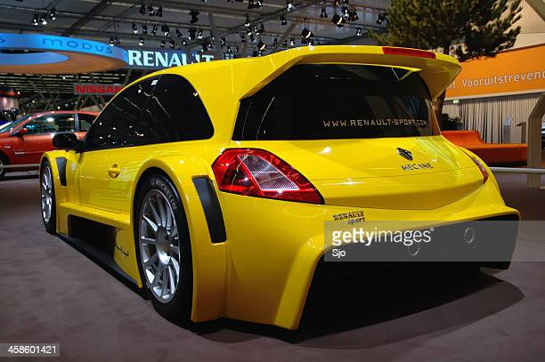 renault megane rs - renault stock pictures, royalty-free photos & images