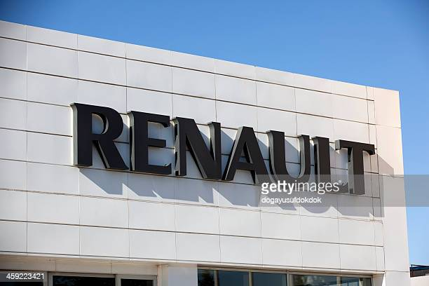 renault motors - renault stock pictures, royalty-free photos & images
