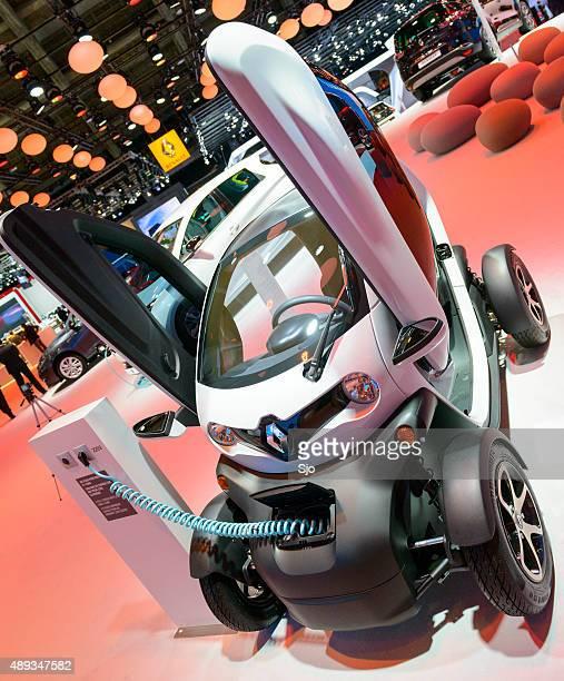 Renault Twizy vollständige electric city Auto