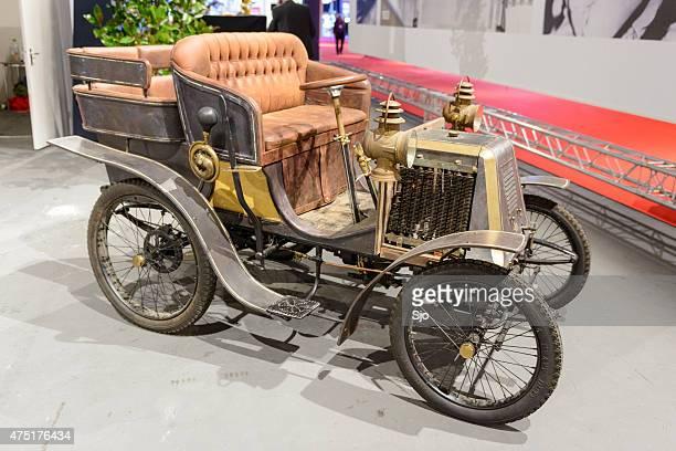 1901 Renault Type D vintage car