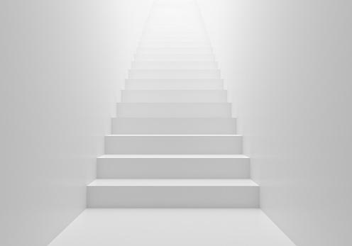 3D render stairs background - gettyimageskorea