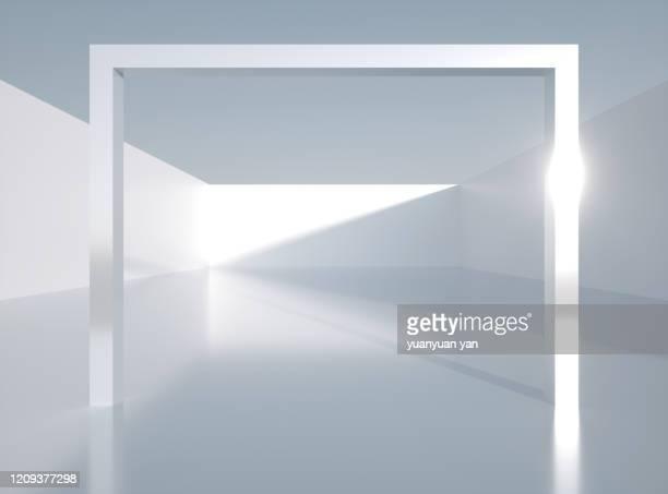 3d rendering abstract background - intelaiatura foto e immagini stock