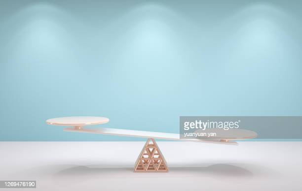 3d rendering libra concept background - justice concept stock pictures, royalty-free photos & images