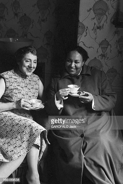 Rendezvous In 1955 With Miss Ben Youssef. Novembre 1955 Rendez vous avec Mademoiselle BEN YOUSSEF, soeur de Mohammed BEN YOUSSEF connu sous le nom de...