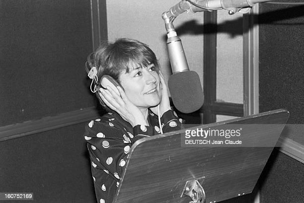 Rendezvous With Annie Girardot Mars 1979 Annie GIRARDOT enregistre un disque composé par Frédéric BOTTON