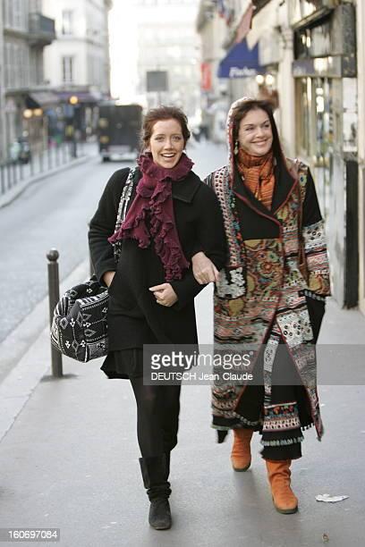 Rendezvous With Anny Duperey And Daughter Sara Giraudeau Sara GIRAUDEAU fille de Bernard et d'Anny DUPEREY fait ses débuts au théâtre dans 'Les...