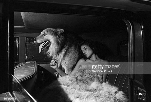 Rendezvous With Bianca Jagger France 27 septembre 1976 Bianca JAGGER épouse du chanteur Mick Jagger est de passage dans la capitale Férue de mode...