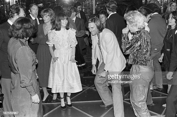 Rendezvous With Bjorn Borg And His Bride Mariana In Marbella Marbella janvier 1980 le champion de tennis Bjorn BORG 23 ans avec sa fiancée Mariana...