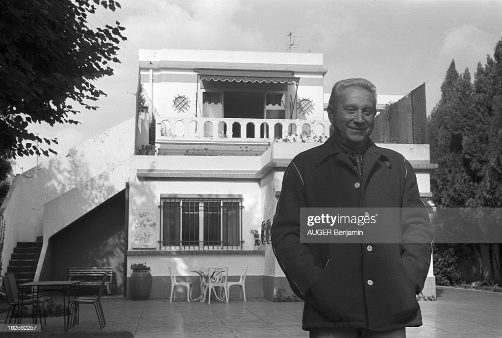 Rendezvous With Charles Trenet At Home In His Villa In ... - Maison De Charles Trenet