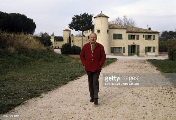 Rendezvous With Charles Trenet. En France, à Aix-en ... - Maison De Charles Trenet