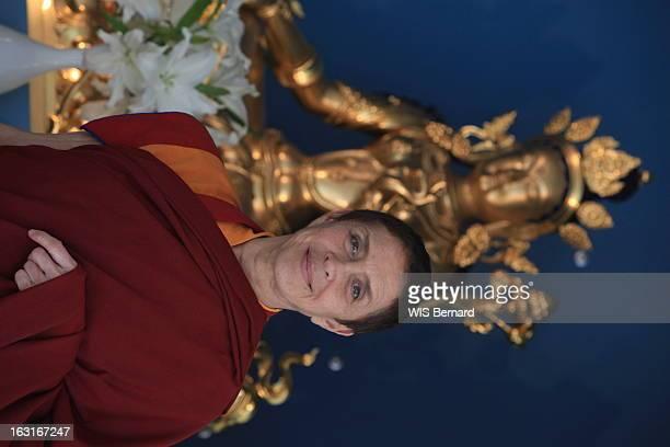 Facilitator Sexy 'Gym Tonic' By Buddhist Nun Has Become In Poitou SaintSavin 15 mars 2012 rencontre avec l'ancienne animatrice de l'émission 'Gym...