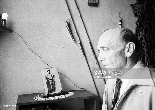 Rendezvous With Edgar Maufrais On His Return Form Amazonia Toulon 26 avril 1961 Edgar MAUFRAIS vient de regagner son appartement du 9 rue des...