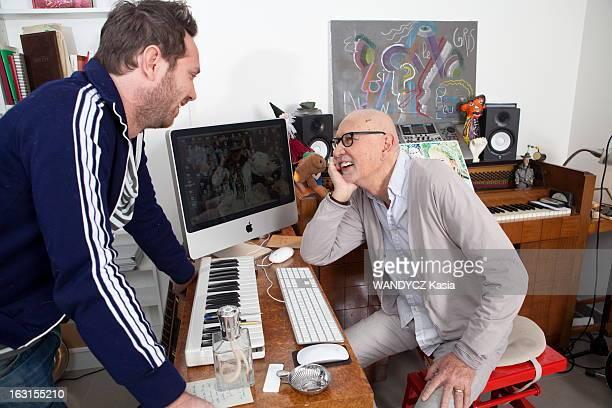 Rendezvous With Eric Charden That Fights Cancer Rencontre avec Eric CHARDEN chez lui en famille dans sa maison de Boulogne A 69 ans le chanteur lutte...
