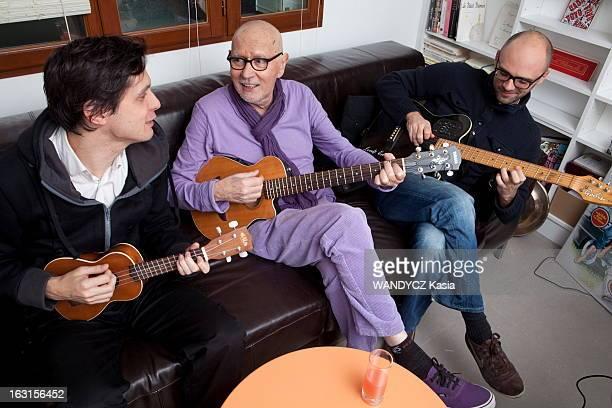 Rendezvous With Eric Charden That Fights Cancer Rencontre avec Eric CHARDEN chez lui en famille A 69 ans le chanteur lutte jour après jour contre un...
