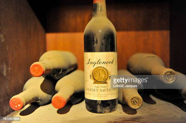 Rendezvous With Francis Ford Coppola In His Inglenook Property In The Napa Valley Rutherford 15 juillet 2011 bouteilles mythiques du domaine...