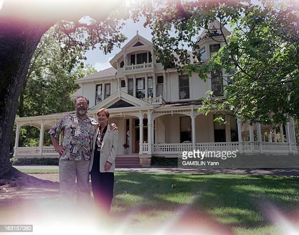 Rendezvous With Francis Ford Coppola In The Vineyard Of The Napa Valley En Californie en juin 1995 portrait du réalisateur Francis Ford COPPOLA et...