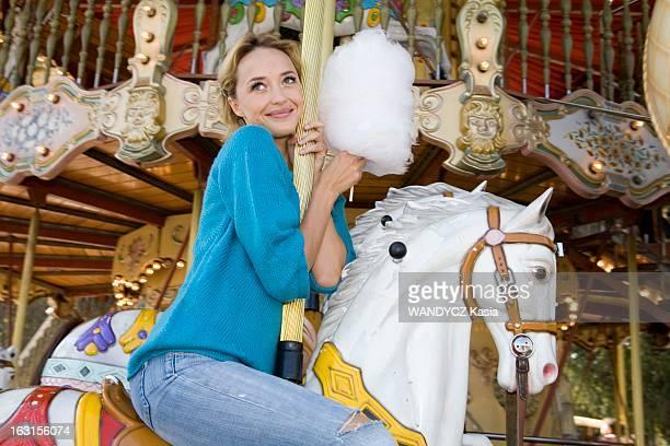 Rendezvous With Helene Fougerolles Rendezvous avec Hélène DE FOUGEROLLES à l'occasion de la sortie de 'LuneMilla Rose et le champignon magique' un...
