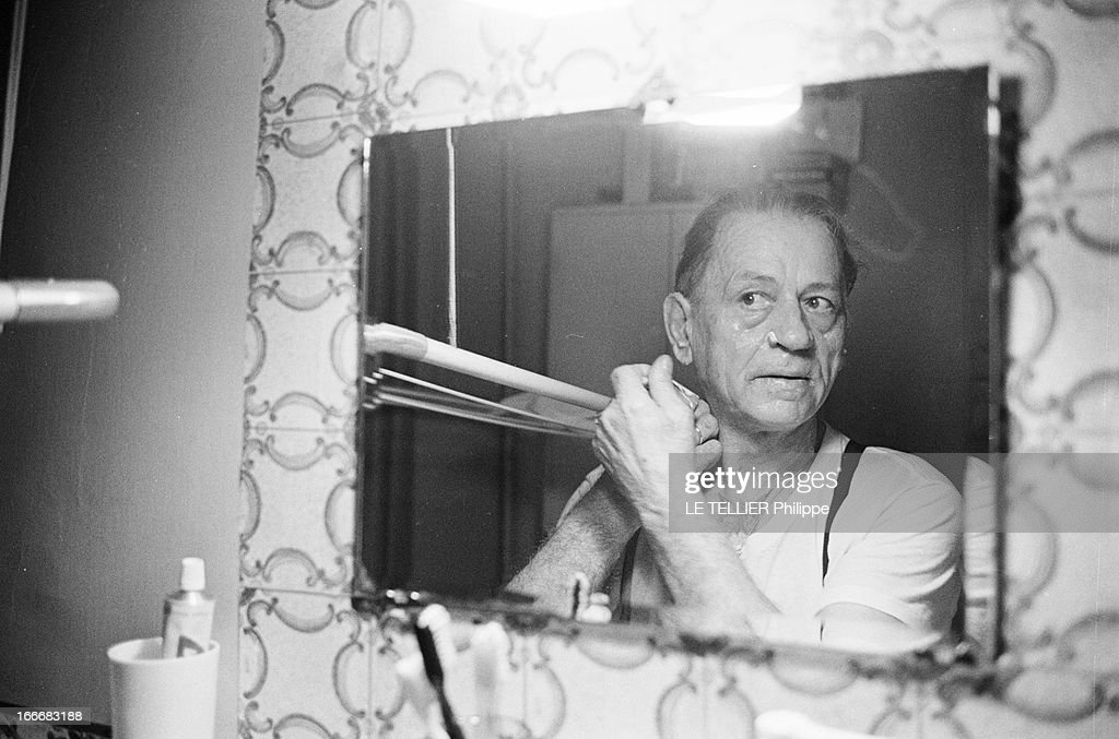 Rendezvous With Henri Charriere Known As Papillon : News Photo